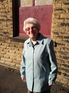 2015.09.25 - Starter Packs - Volunteer Kathleen